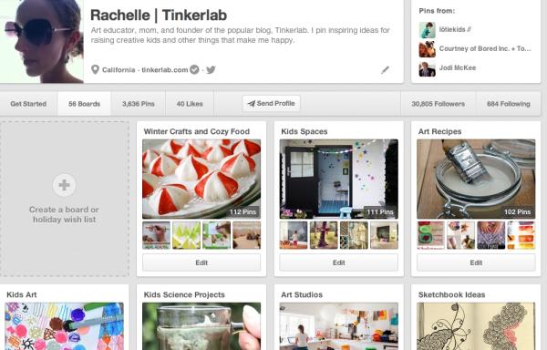 Tinkerlab on Pinterest