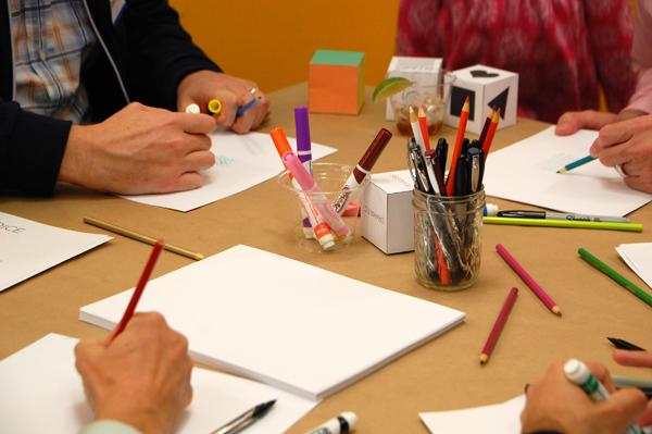 art dice and creative confidence