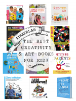 The Year's Best Art and Creativity Books for Kids
