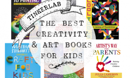 The best creativity and art books for kids | Tinkerlab