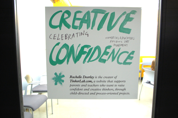 creative confidence d school