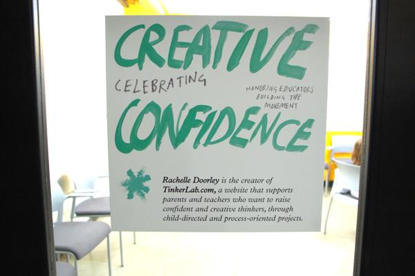 creative confidence d school