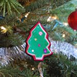 How to Make Felt Ornaments with Kids