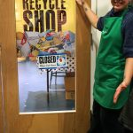Boston Children's Museum Pop-Up Recycle Shop