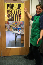 Boston Children's Museum Pop-Up Recycle Shop