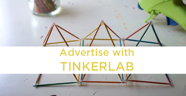 Advertise with TinkerLab