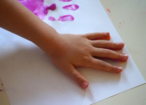 paint recipe for kids homemade finger paint