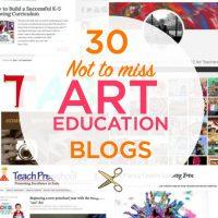 30 of the best Art Education Blogs