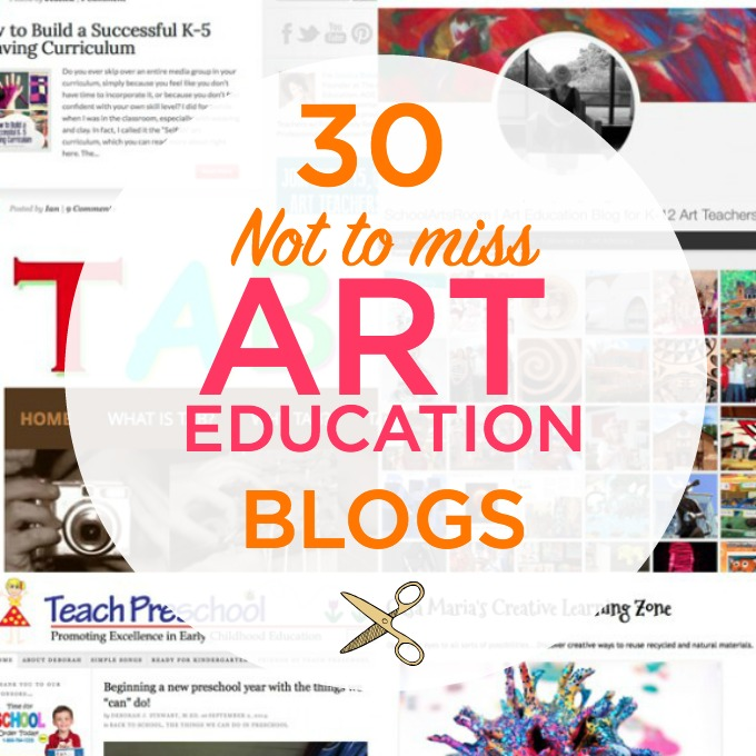 30  Inspiring And Useful Art Education Blogs