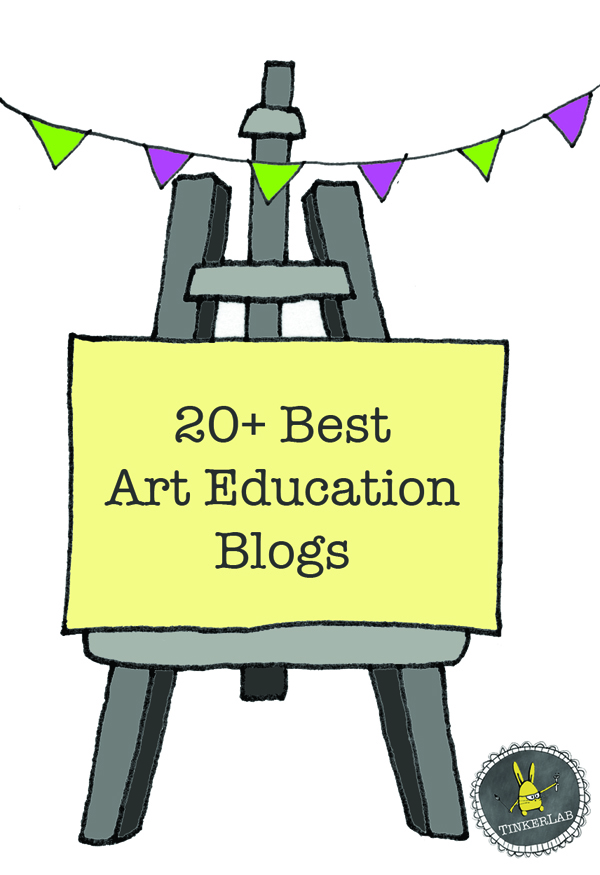 This is THE growing list for all the homeschoolers, teachers, and parents who want more ideas for lesson plans, classroom management, and child-directed art inspiration.