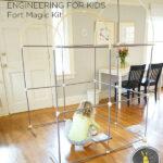 Engineering for Kids | Fort Building Kit