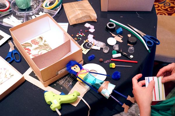TinkerLab Mystery Box Challenge | TinkerLab.com