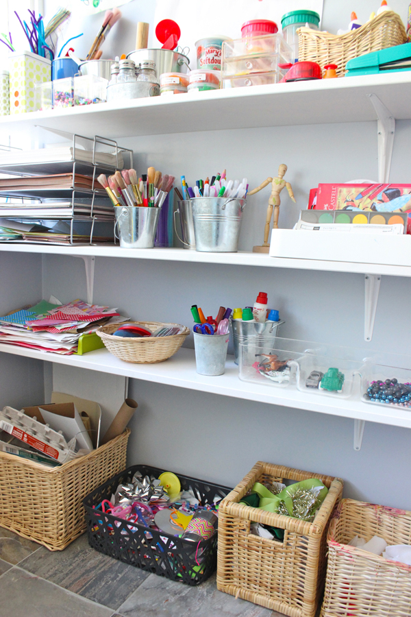 Tinkering Spaces: Art Pantry Studio Tour | TinkerLab