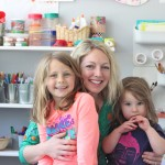 Art Pantry Megan and kids