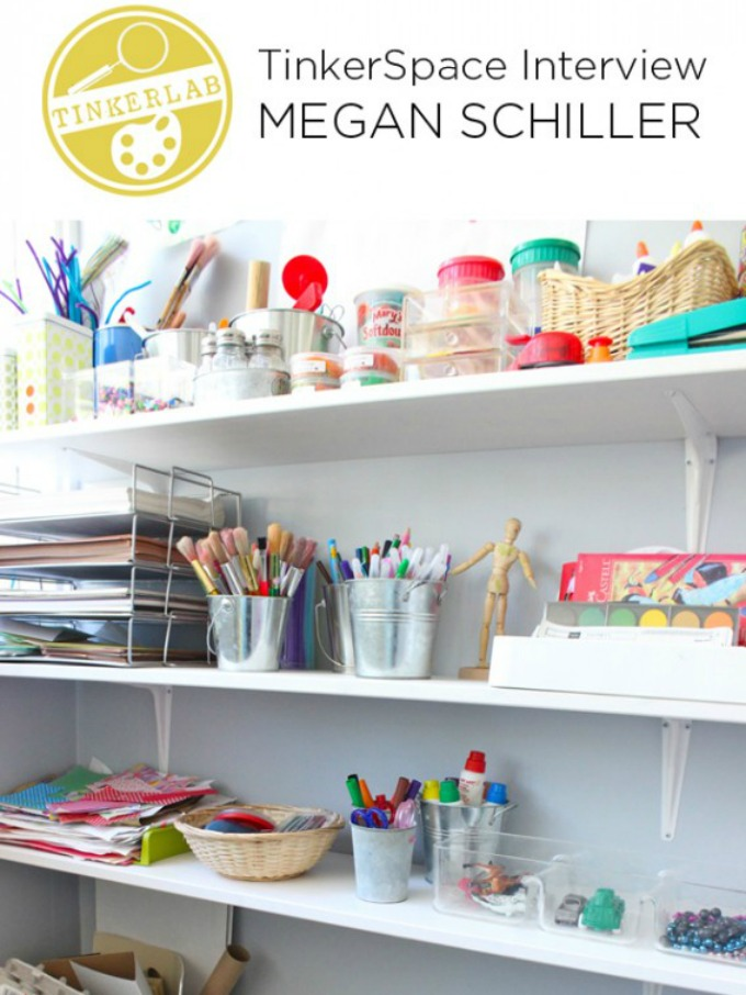 Maker Space interview with Megan Schiiler