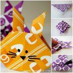 Origami for Kids: Origami Rabbit