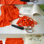 Sweater Felting inspired by This Book was a Tree | TinkerLab