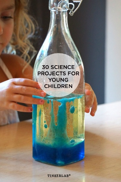 Science Projects For Kids Tinkerlab