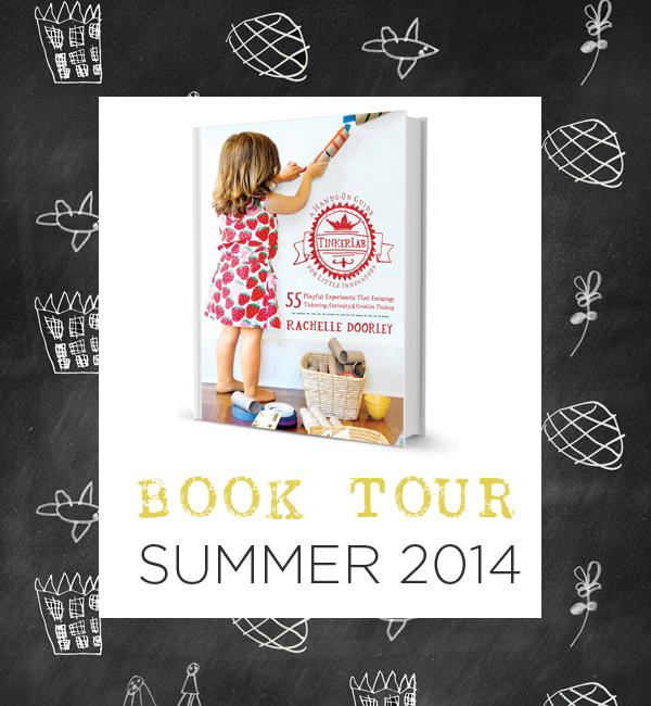 TinkerLab Book Tour