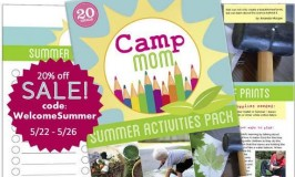 camp mom discount