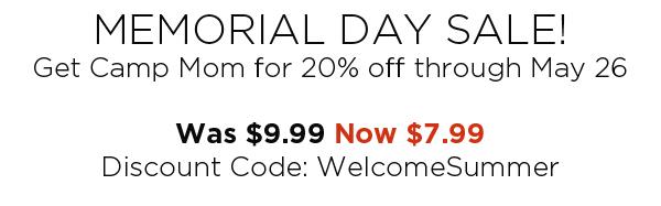 memorial day sale image