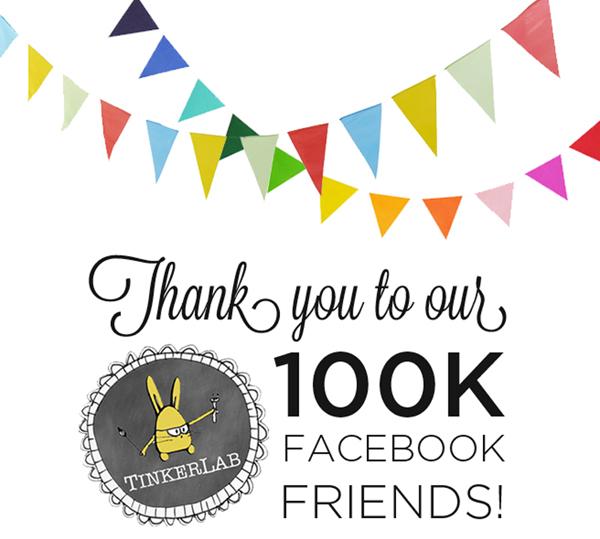 100K Facebook Fans