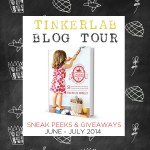 TinkerLab Blog Tour 2014 | Sneak Peeks and Giveaways!
