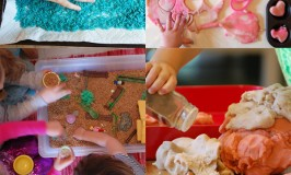 Should food be used in preschool sensory activities? | TinkerLab.com