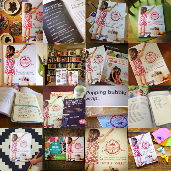 TinkerLab book on Instagram