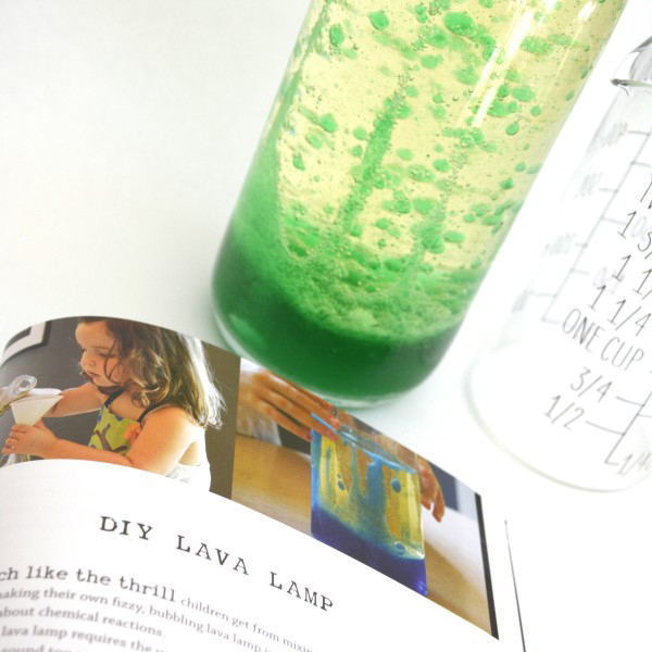 DIY Lava Lamp from Playful Learning | TinkerLab.com