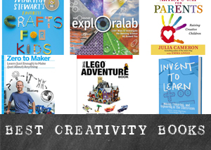 Best Creativity Books of 2013 | TinkerLab