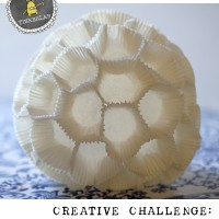 TinkerLab Creative Challenge Cupcake Liners