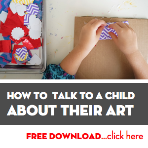 How to talk about art with a child