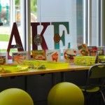 Library Maker Space | Kaechele Learning Commons | TinkerLab.com