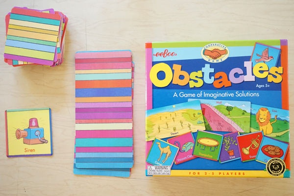 Obstacles Game Review | TinkerLab Approved