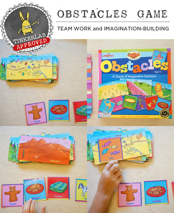 Obstacles Game Review   TinkerLab Approved