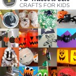 Easy and Fun Halloween Crafts for Kids | TinkerLab