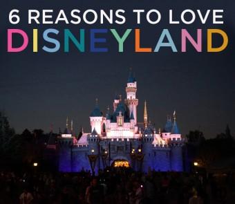 6 Reasons to Love Disneyland   TinkerLab.com
