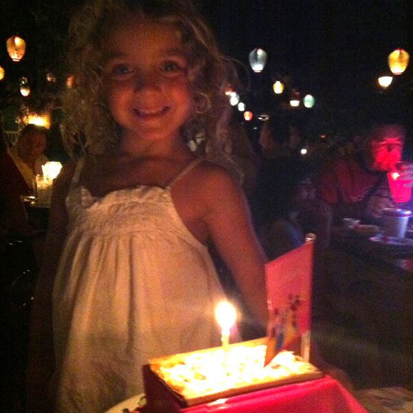 Blue Bayou Birthday at Disneyland | TinkerLab.com