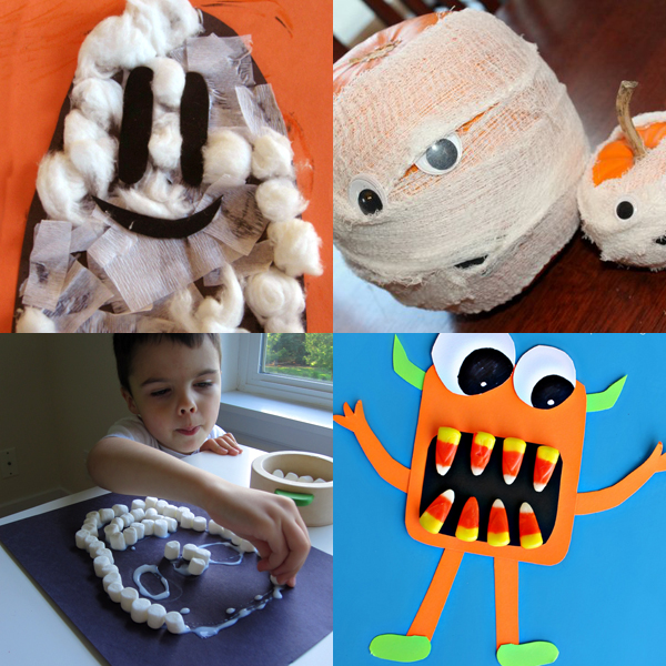 Halloween Crafts for Kids | TinkerLab.com