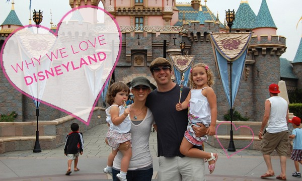 Why we love Disneyland | TinkerLab.com