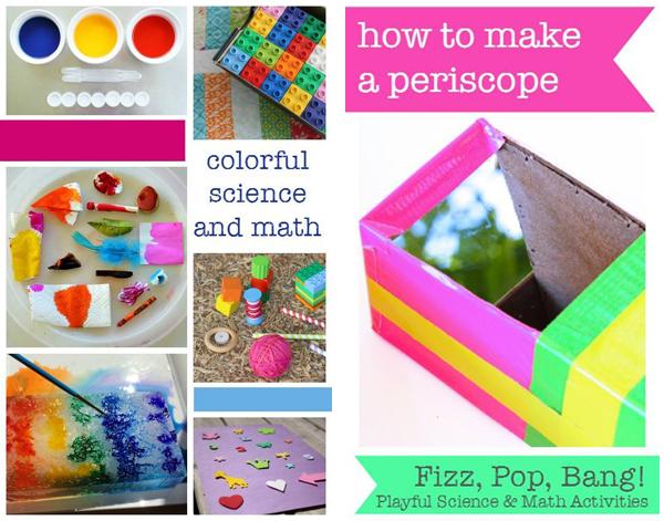 Fizz, Pop, Bang! Playful Science and Math Activities | Ebook!! | TinkerLab.com