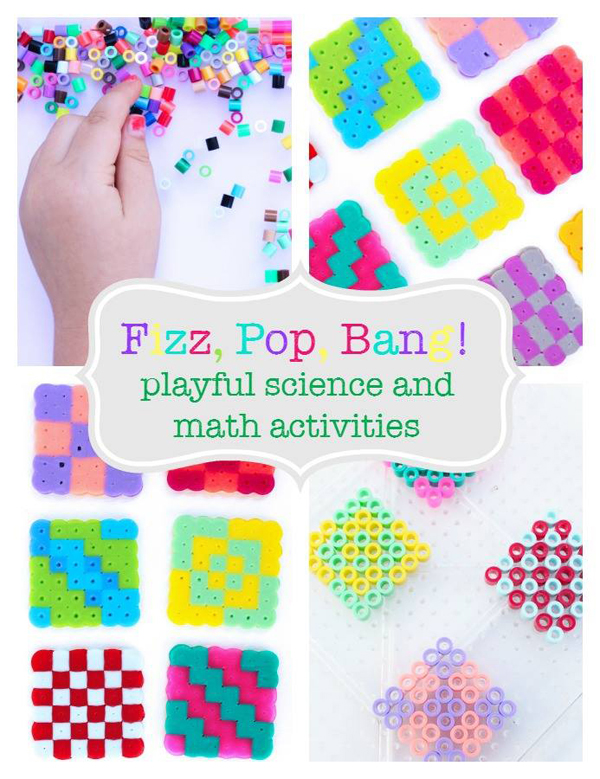 Fizz, Pop, Bang! Playful Science and Math Activities | Ebook!! | TinkerLab.com
