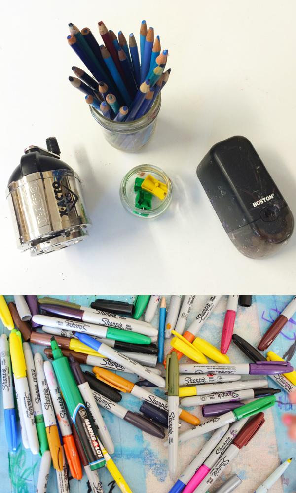 Meri Cherry's top 5 supplies | TinkerLab.com
