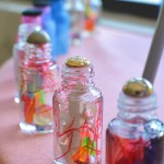 Tinkering Jars in the Reggio Art Classroom | Meri Cherry on TinkerLab.com