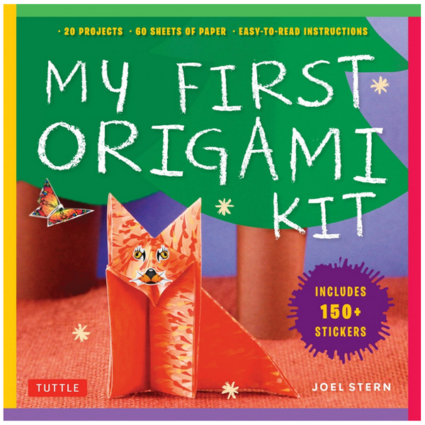 Origami Kit from Tuttle | TinkerLab.com
