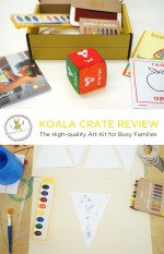 Kiwi Crate for Busy Families