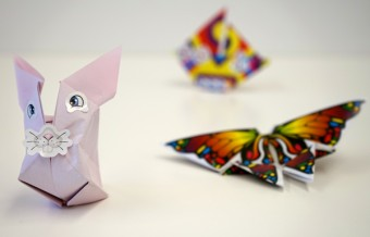 Origami Kit from Tuttle   TinkerLab.com