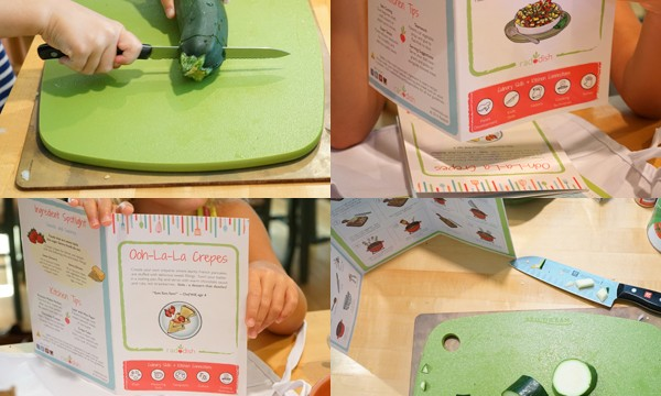 Raddish Cooking Subscription for Kids | TinkerLab.com