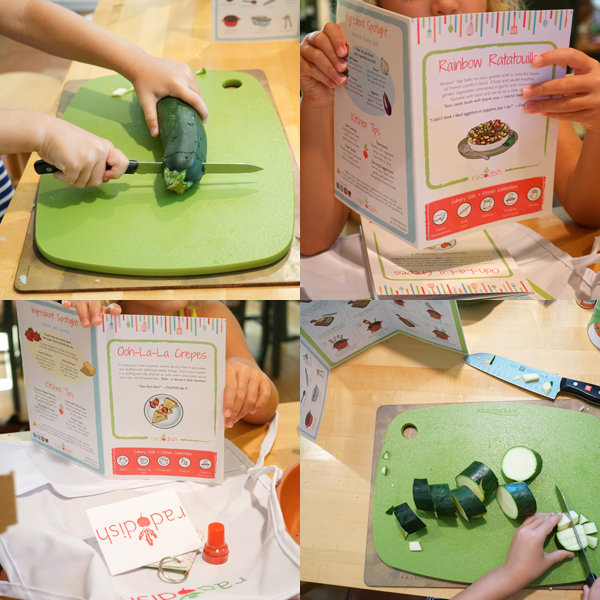 Raddish Cooking Subscription for Kids | TinkerLab.com